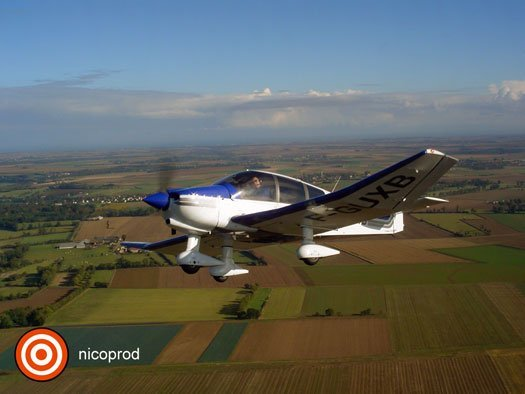 Robin DR400 160ch