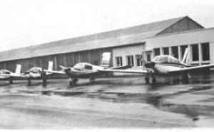 Historique de l'Aéro-club